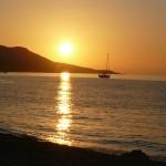 elba tramonto