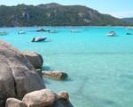 spiaggia Santa Giulia Porto Vecchio Corsica